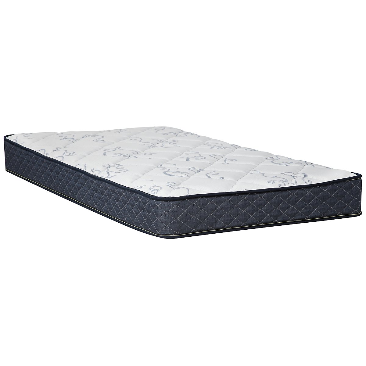 Kevin Charles Prescott Trundle Plush Innerspring Mattress