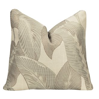 Erin Multi Green Square Accent Pillow