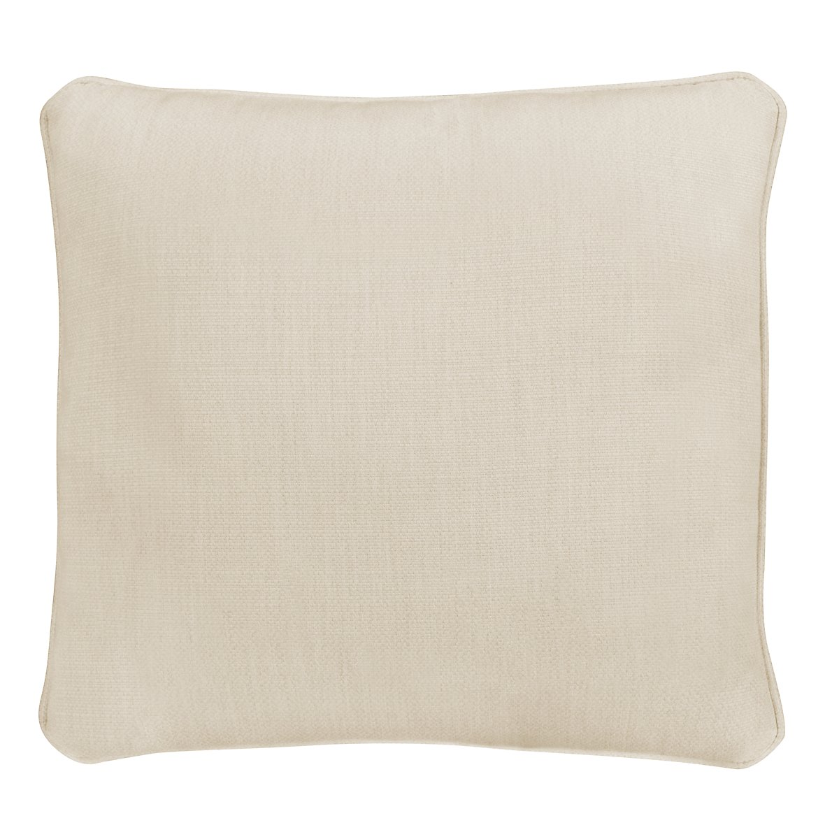 "Moka Lt Beige 18"" Indoor/Outdoor Accent Pillow"