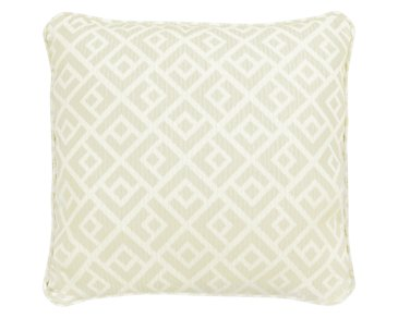 "Chipper Light Green 18"" Indoor/Outdoor Accent Pillow"