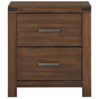 Jake Dark Tone Nightstand