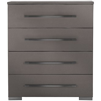 Dimora Gray Small Drawer Chest