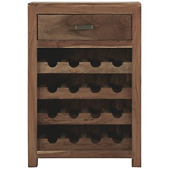 Cade Wood Wine Rack