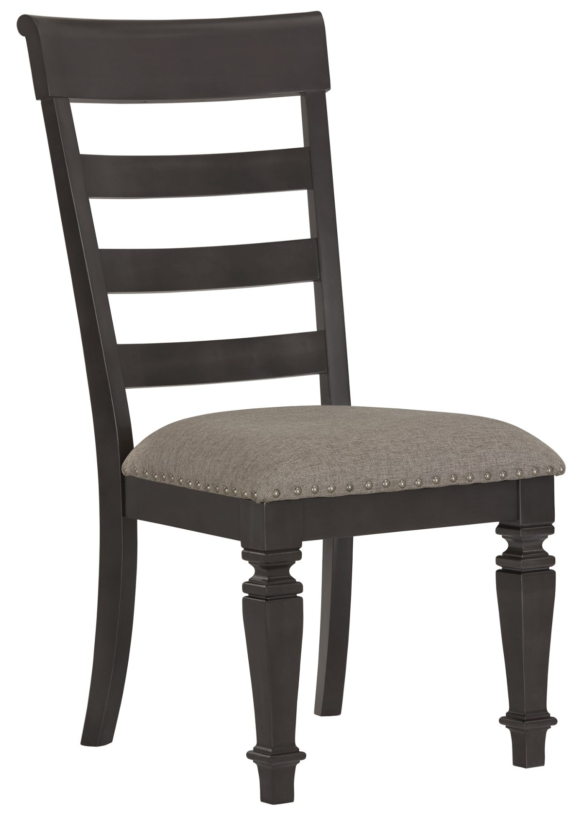 City Furniture Emerson Gray Wood Side Chair