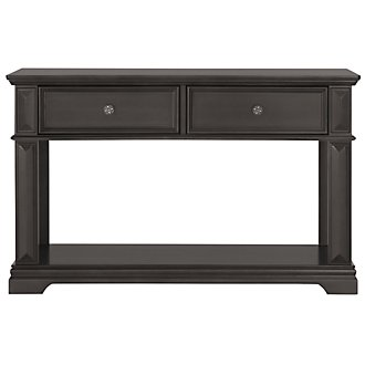 Emerson Gray Sofa Table