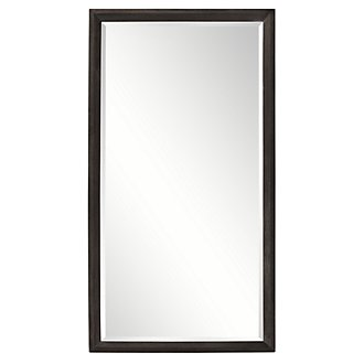 Rylan Dark Tone Floor Mirror