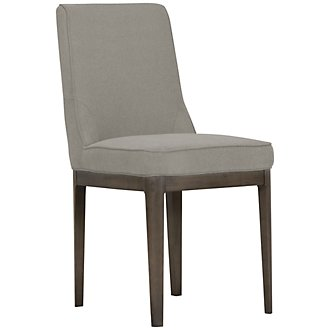 Rylan Gray Upholstered Side Chair