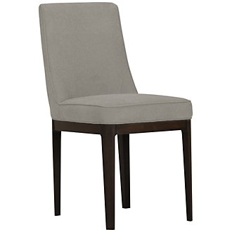 Rylan Dark Tone Upholstered Side Chair