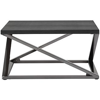 Aegean Dark Tone Square Coffee Table