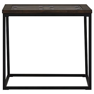 Rochester Dark Tone Rectangular End Table