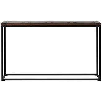 Rochester Dark Tone Sofa Table