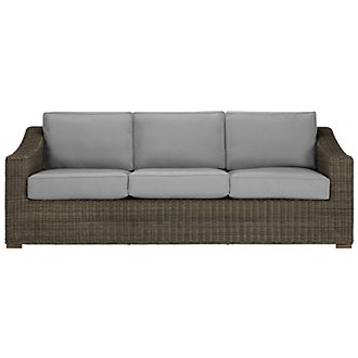 Canyon3 Gray Sofa