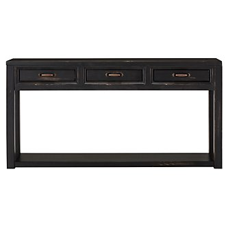 Cabo Dark Tone Sofa Table