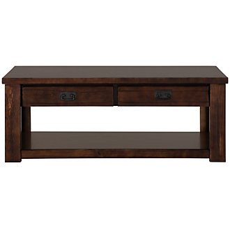 Kai Mid Tone Rectangular Coffee Table