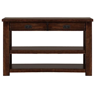 Kai Mid Tone Sofa Table