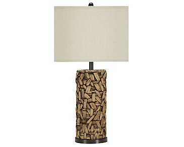 Moses Brown Table Lamp