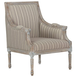 Mckenna Multi Fabric Accent Chair