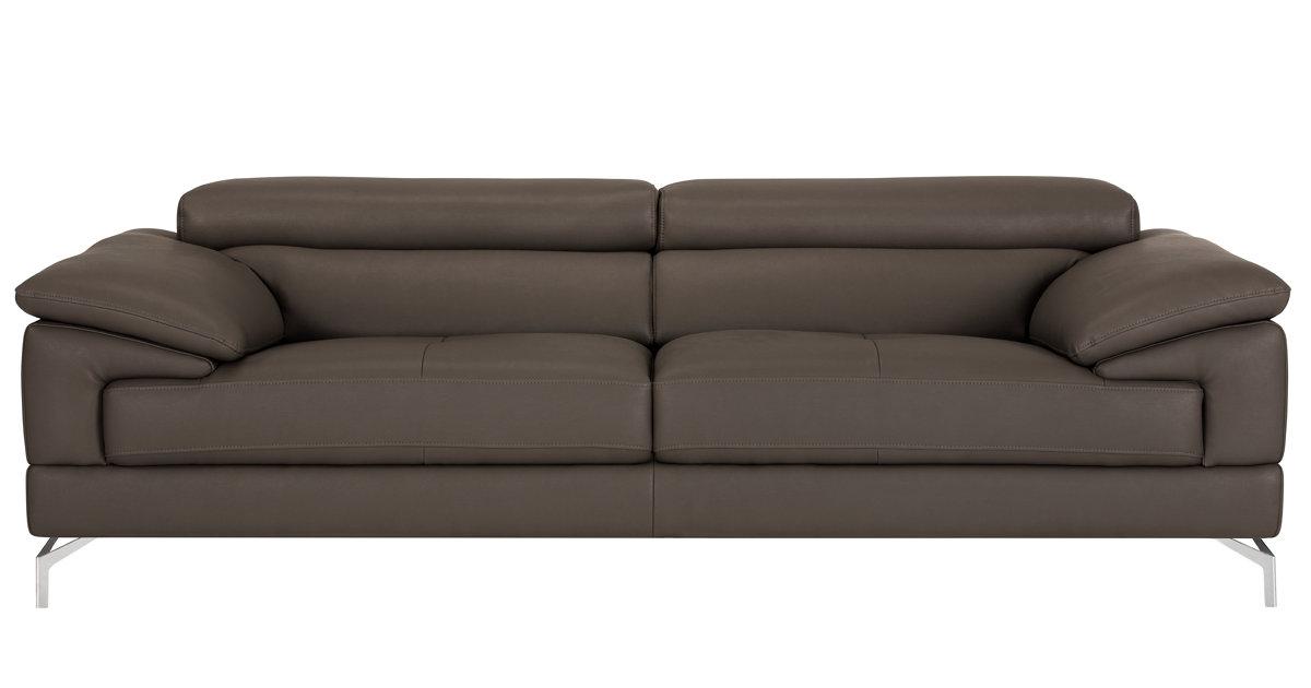 City Furniture Dash Dk Gray Microfiber Sofa