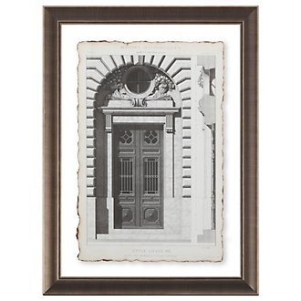 Motifs 1 Framed Wall Art