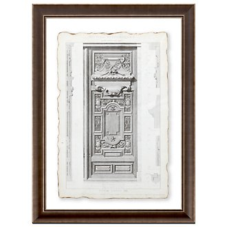 Motifs 3 Framed Wall Art