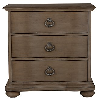 Haddie Light Tone Nightstand