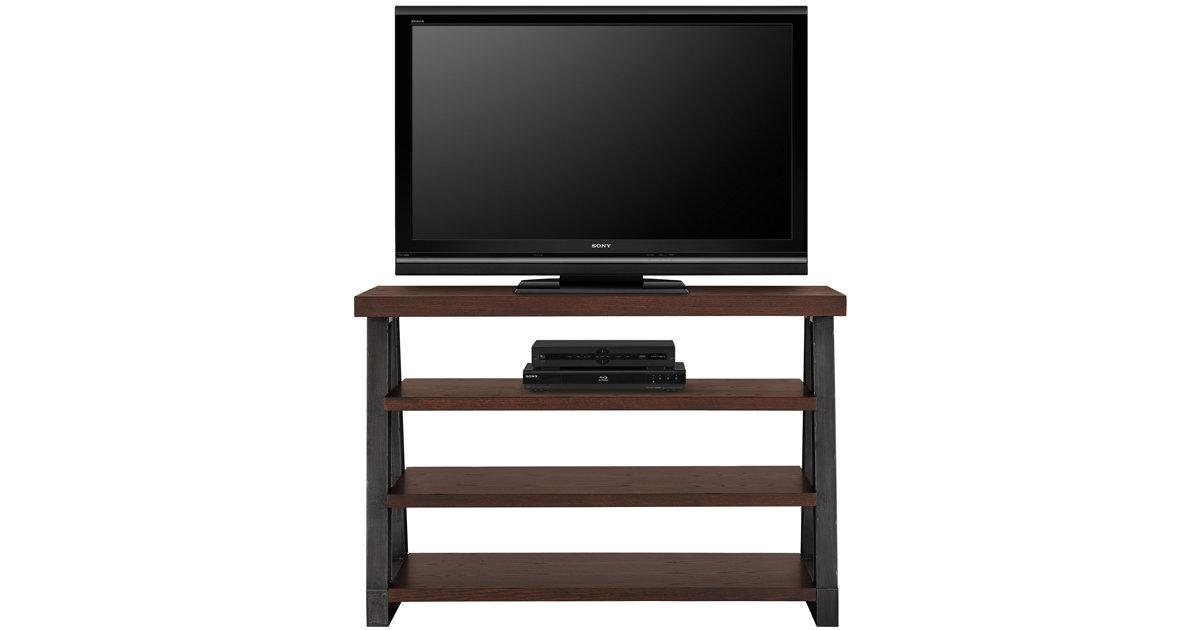 "City Furniture Dakota Dark Tone 44"" TV Stand"
