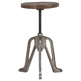 Cole Wood Accent Stool