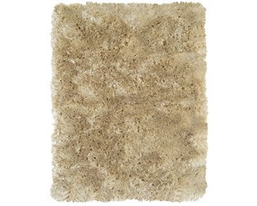 Indochine Light Beige 5X8 Area Rug