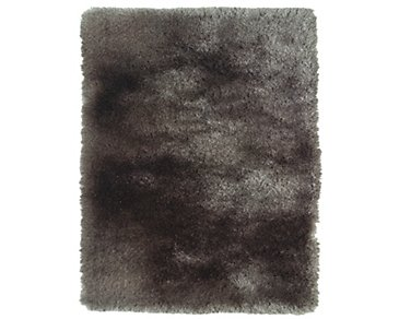 Indochine Dark Gray 5X8 Area Rug