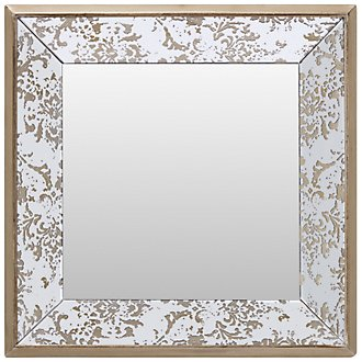 Lisa Small Square Mirror