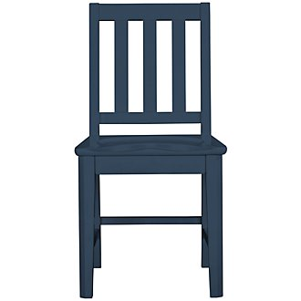 Ryder Dark Blue Chair