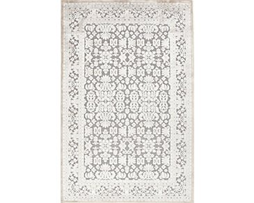 Fables Gray 5X8 Area Rug
