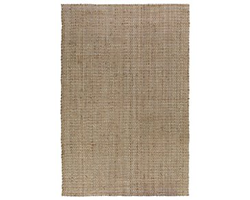 Panama Light Brown 8X10 Area Rug
