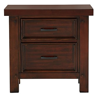 Napa Dark Tone Youth Nightstand