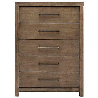Mirabelle Light Tone Drawer Chest