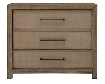 Mirabelle Light Tone Accent Chest