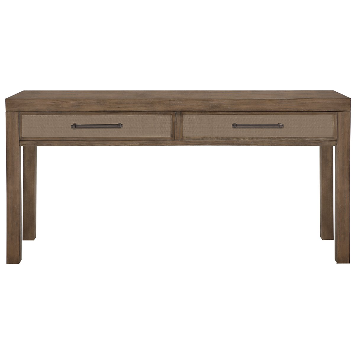 Mirabelle Light Tone Sofa Table