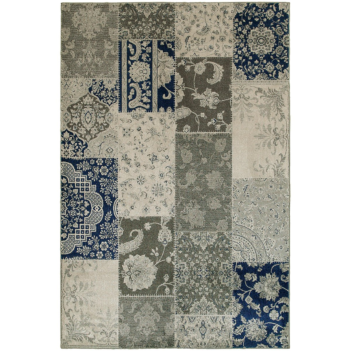 Richmond Multi 5X8 Area Rug
