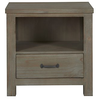 Highlands Light Tone Nightstand