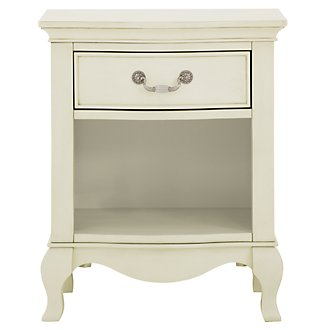Kensington White Nightstand