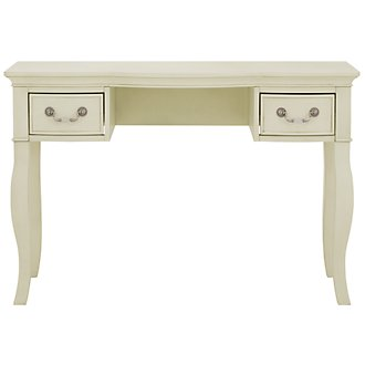 Kensington White Desk