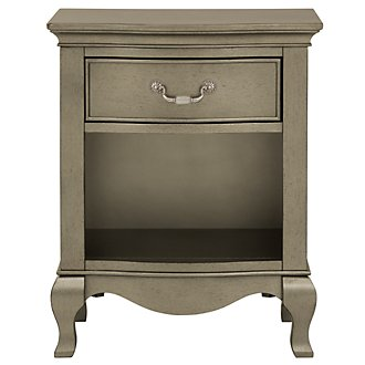 Kensington Pewter Nightstand