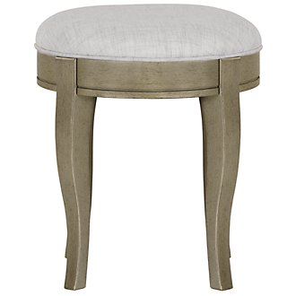 Kensington Pewter Stool