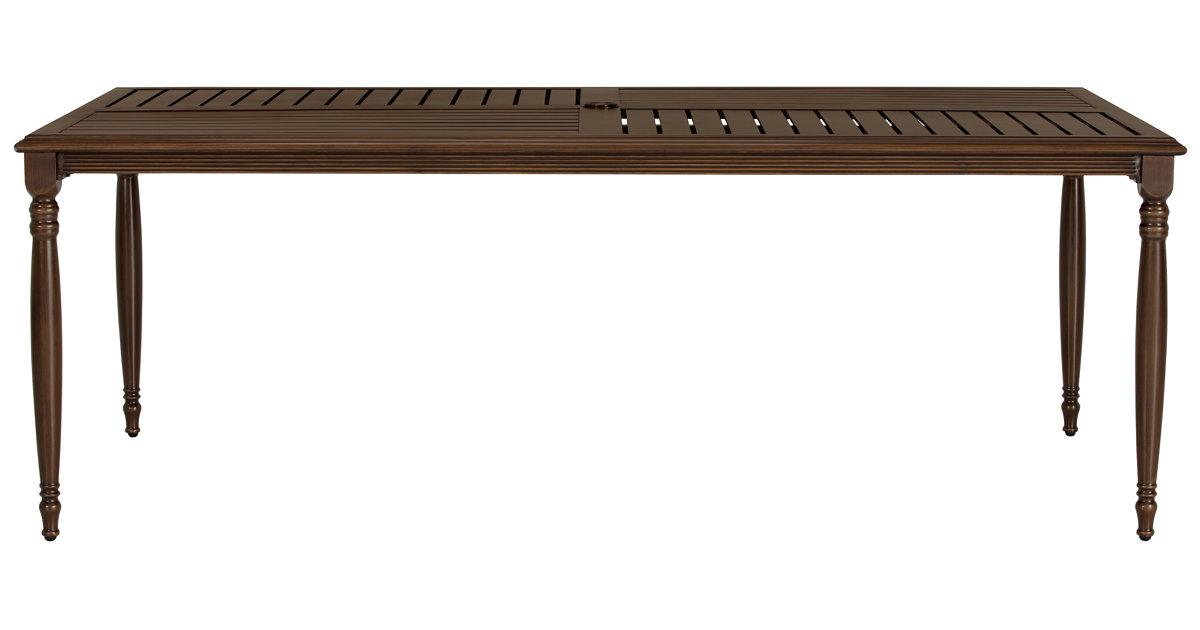 City Furniture Tradewinds Dark Tone Rectangular Table