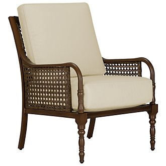 Tradewinds Dark Tone Chair