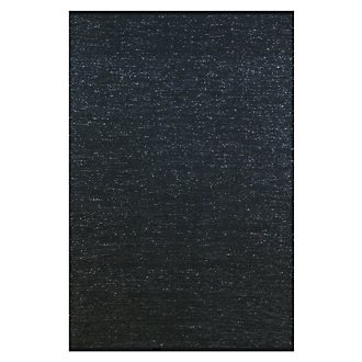 Sparkle Black 5X8 Area Rug