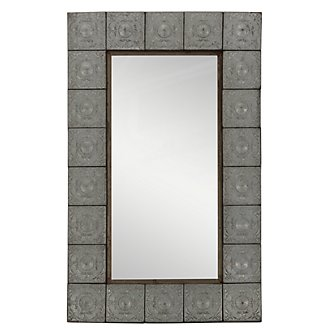 Ashby Metal Mirror
