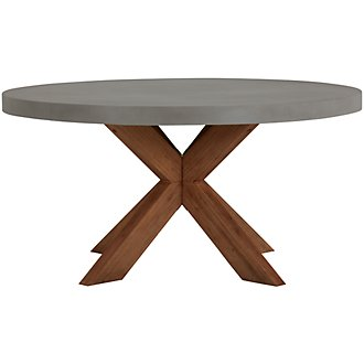 "Canyon Fiberstone 60"" Round Table"