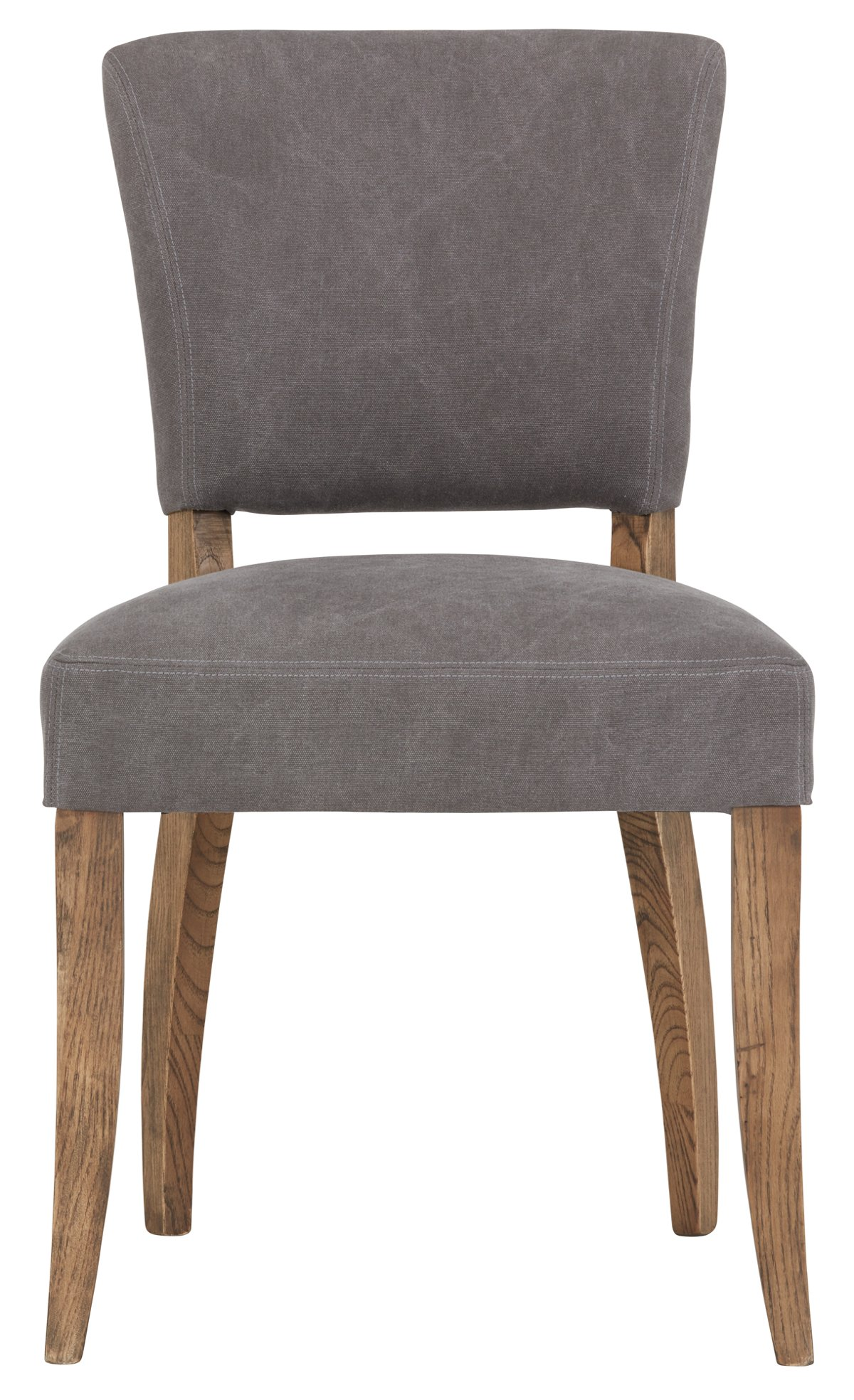 City Furniture Camilla Gray Upholstered Side Chair