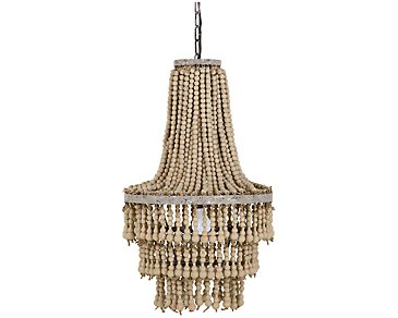 Stoneleigh Light Taupe Chandelier